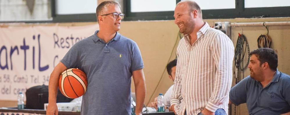 Mauri: «Società in buone mani Vado a fare l'ad in Cantù Next»