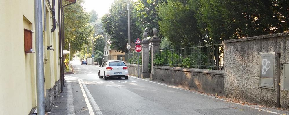 Olgiate tra asfalti e demolizioni  Allarme traffico per i cantieri