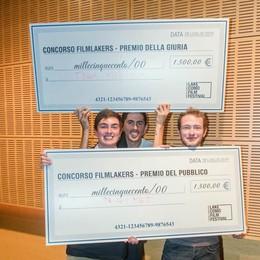 """Concorso FilmLakers: pubblico  e giuria premiano """"Benito"""""""