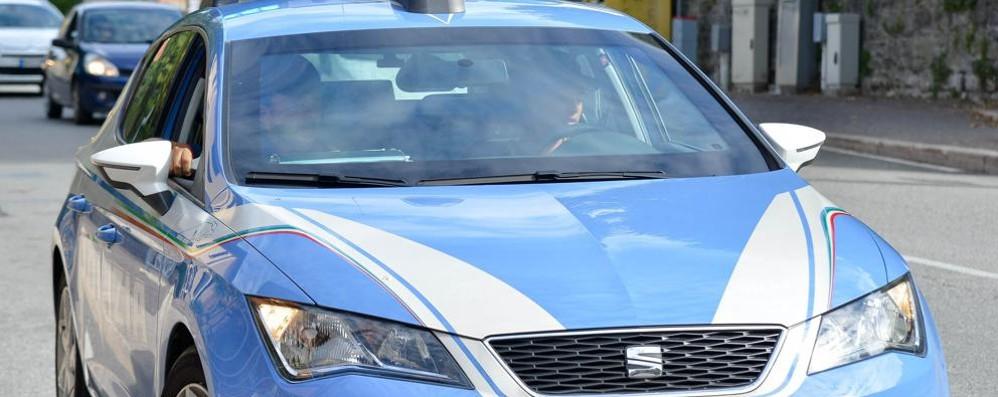 Incinta e con arnesi da scasso  Denunciata giovane croata
