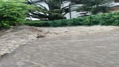 Menaggio - Un fiume d'acqua a Loveno