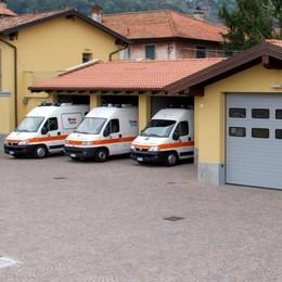 Gera Lario, cade in bicicletta  Pensionato grave in ospedale