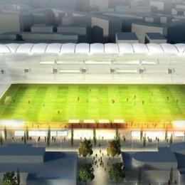 "Lo stadio ""tedesco"" piace al Como  Gandler riparte da questo progetto"