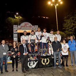 Rally Trofeo Aci Como  Sei prove per la Coppa Italia