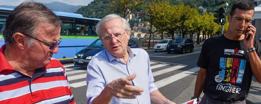 Il Lombardia, arrivo a Como  Lunedì presentazione a Bergamo