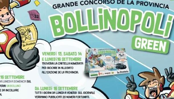"""Arriva """"Bollinopoli green"""" VIDEO   Il nuovo concorso de La Provincia"""