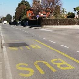 Bus e scuola, la protesta di Perticato  «Vogliamo più corse per gli studenti»