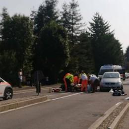 Incidente a Mariano  Muore un motociclista