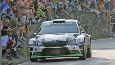 Rally, Guerra-Salinetti conquistano la Coppa Valtellina