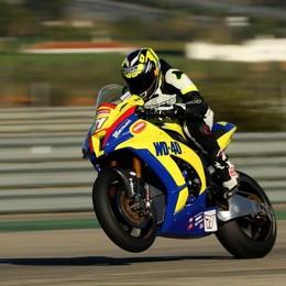 British Superbike, terzultimo atto Il comasco Corti corre fratturato