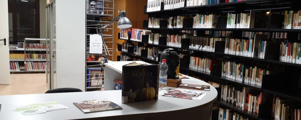 Cernobbio, la nuova biblioteca è realtà  In centro e a misura di anziani