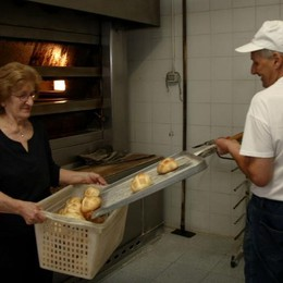 Michette e francesini da 50 anni  Senza un giorno di vacanza