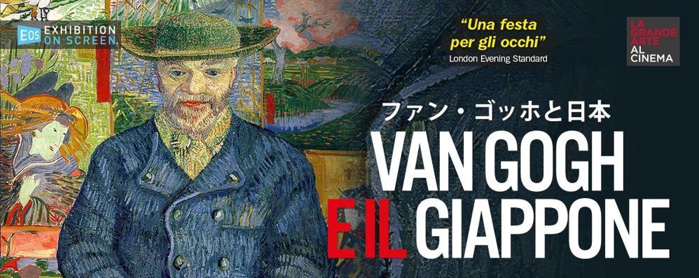 """Tre giorni con la """"Grande Arte"""":  il sogno orientale di Van Gogh"""