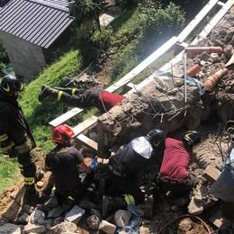 Val Cavargna, i sindacati accusano  «Troppi incidenti e morti sul lavoro»