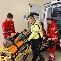 Lite al Sant'Anna  Guardie aggredite  in pronto soccorso