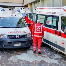 Ambulanze bloccate al Valduce   «Poco spazio e manca personale»