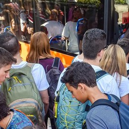 Bus sovraffollati, la Cisl attacca  «Subito altri mezzi in servizio»