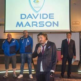 Marson: «Sponsor? No amici Anche loro hanno salvato Cantù»