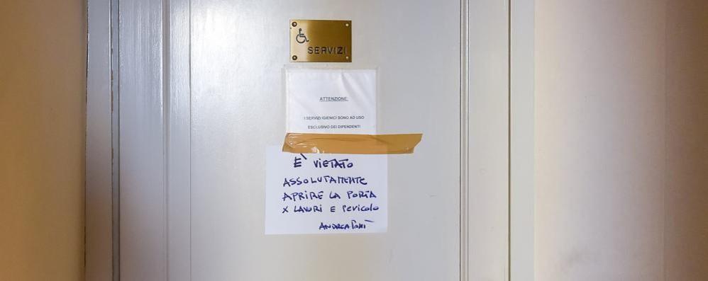 Sangue a Palazzo Cernezzi  Nessun giallo: un malore