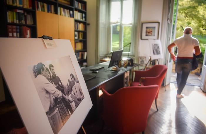 Como Bellezze Interiori cortili storici del centro storici aperti per le visite, casa Spallino