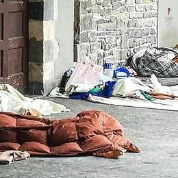 Dormitorio, Caritas detta le condizioni  «Serve una struttura che accolga tutti»