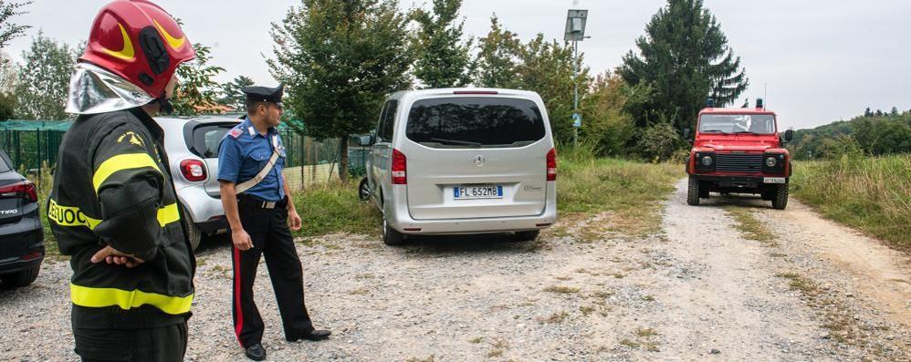 Tavernerio, è di Paolo Rio il corpo trovato a Montano