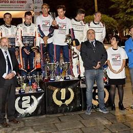 Nuovo Rally di Como al via  Iscrizioni per la Coppa Italia