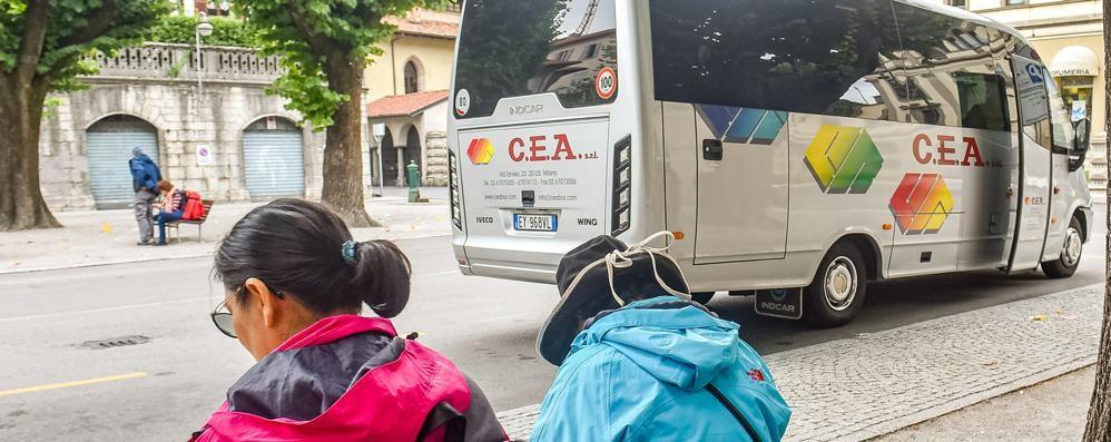Piazza Roma, sorpresa a destra  «Togliere i bus di linea? Si può»