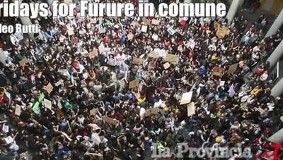 Protesta Como 1