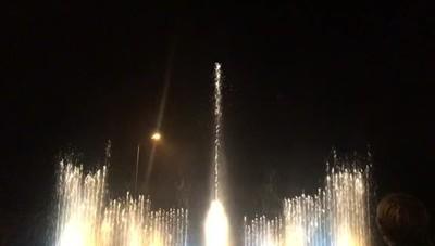 San Fermo - spettacolo fontane danzanti