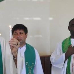 «Io, missionario comasco  nell'Amazzonia in fiamme»