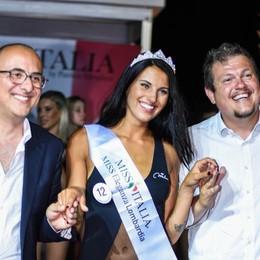 Carolina, nuova miss Italia  La marcia cominciata a Bellagio