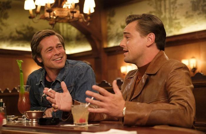 Una foto di scena del film 'C'era una volta a... Hollywood', di Quentin Tarantino