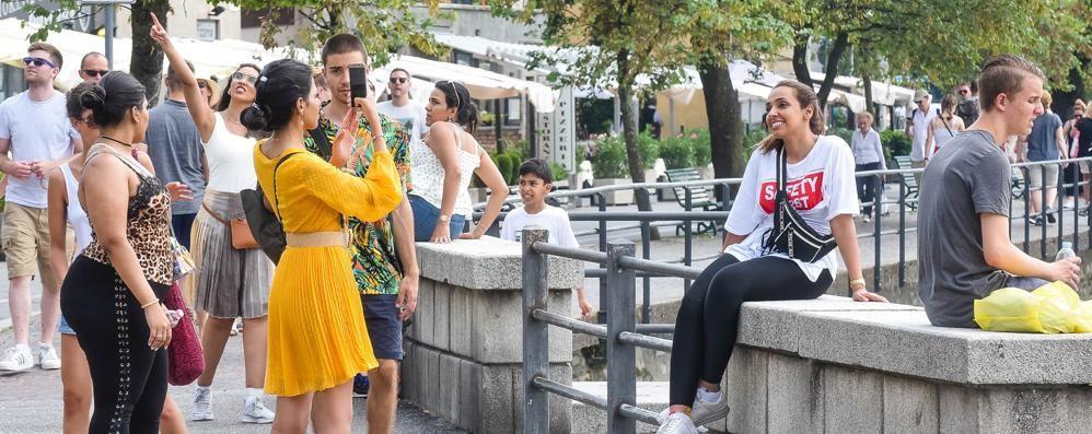 Dalla tassa di soggiorno 700mila euro  «Spesi per Villa Olmo, infopoint e Giro»