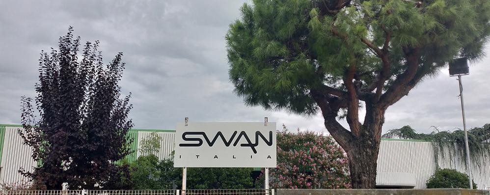 La nuova vita di Swan Italia  Prima sfida: missione a Mosca