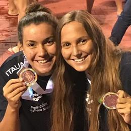 «Romanò e Bianchi, brave La Como Nuoto è orgogliosa»