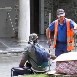 Sorpresa: a San Francesco hanno ripulito