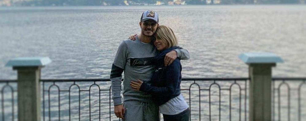 Cernobbio, bomber dell'Inter sul lago  Oltre ai gol, cercano casa