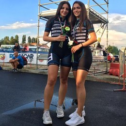 Francolini, Gatti e Biagi Un triplo podio tricolore