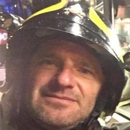 Addio al pompiere e autista Vinto dal male a 47 anni
