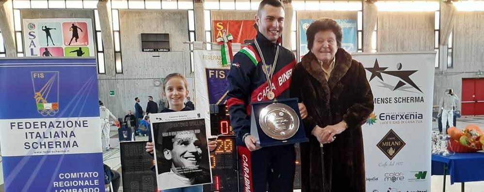La Comense vince la C2  Trofeo Spallino a Resegotti