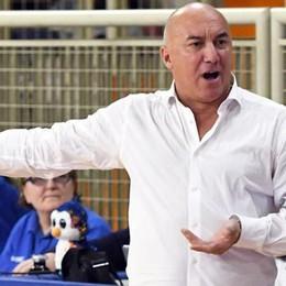 Clamoroso alla Briantea  Coach Bergna si dimette