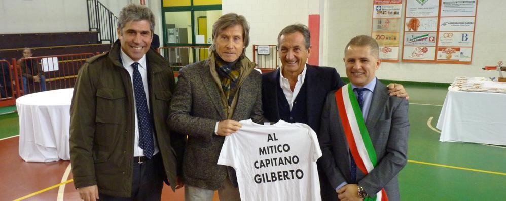 Mariano, il centro sportivo  nel nome di Gilberto