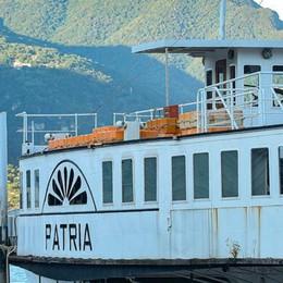 Il Patria torna a navigare  Le prime crociere in estate