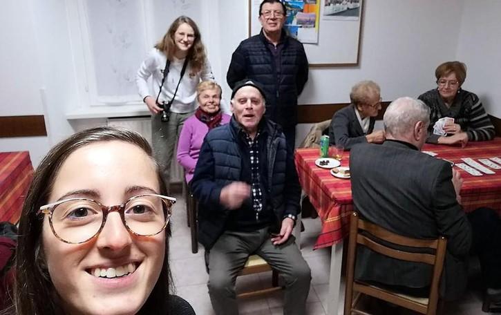 Il progetto di giovani e anziani  Ad Anzano rivive il dialetto   GUARDA IL VIDEO