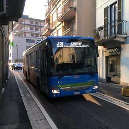 Rivoluzione bus, benefici a Cantù  «Svolte sicure e pedoni protetti»