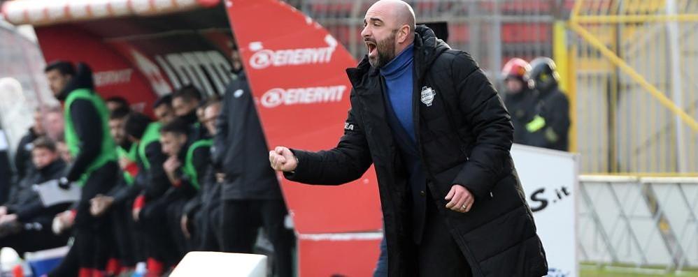 Banchini, il Como e l'effetto Monza «A Crema andiamo per vincere»