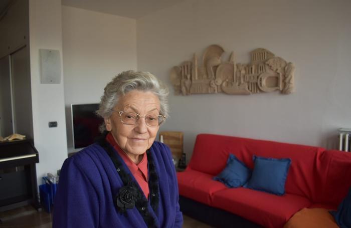 Cantù - Luigia Marzorati vedova Volonte'