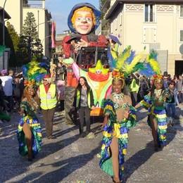 Carnevale, costi in aumento a Cantù  E il Comune abbassa il contributo