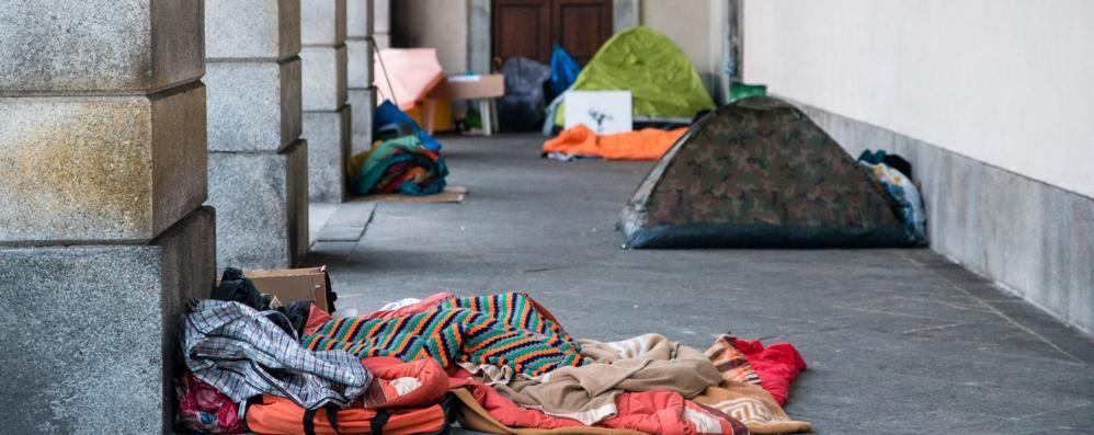 «Dormitorio, il sindaco si muova»  La sveglia arriva da destra